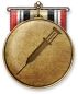 Obviously, you earn this medal by toppling a skyscraper. Now go find a skyscraper.